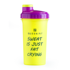 SHAKER QUEEN FIT - SWEAT IS JUST FAT CRYING