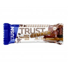 USN - TRUST CRUNCH CHOCOLATE BROWNIE