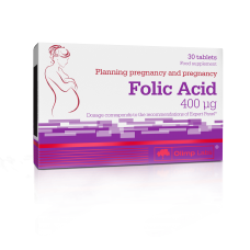Folic Acid 400 µg